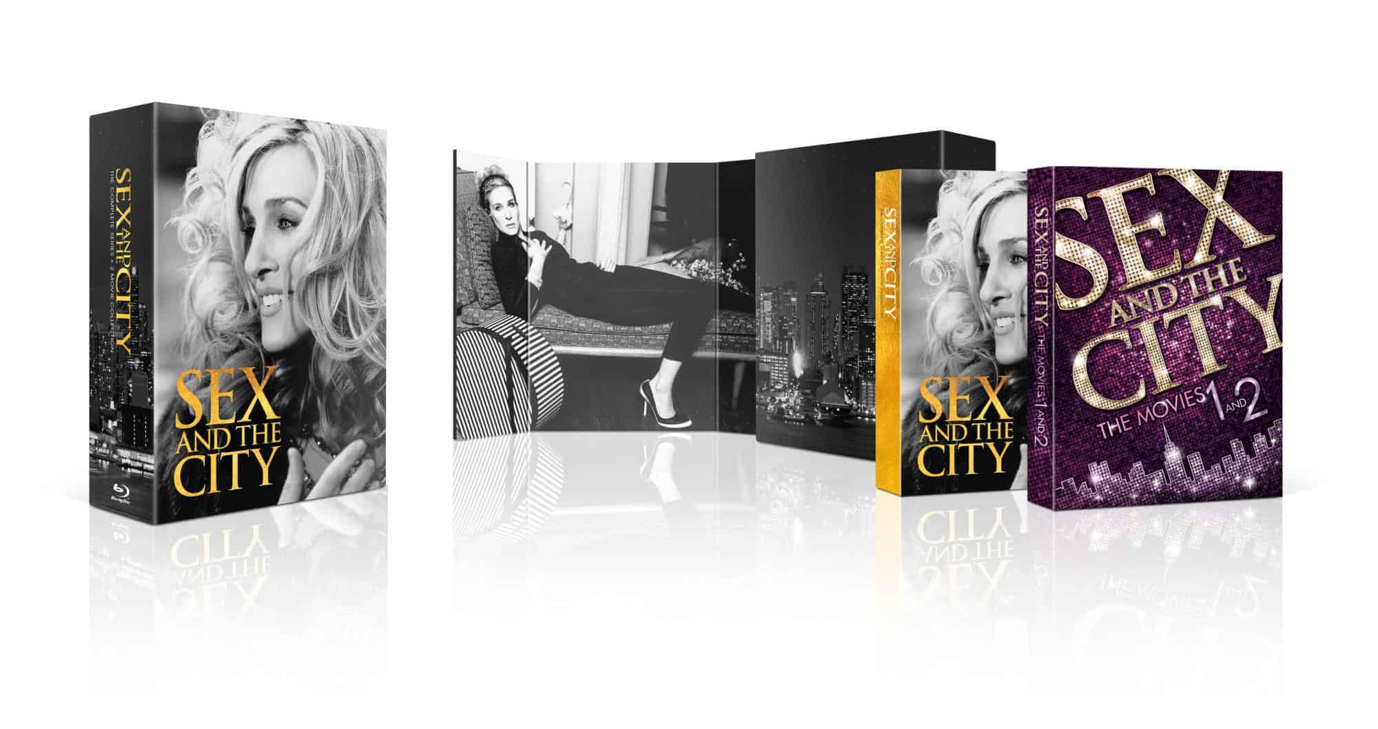 SATC Complete Series 2 Movie Coll Beauty Shot