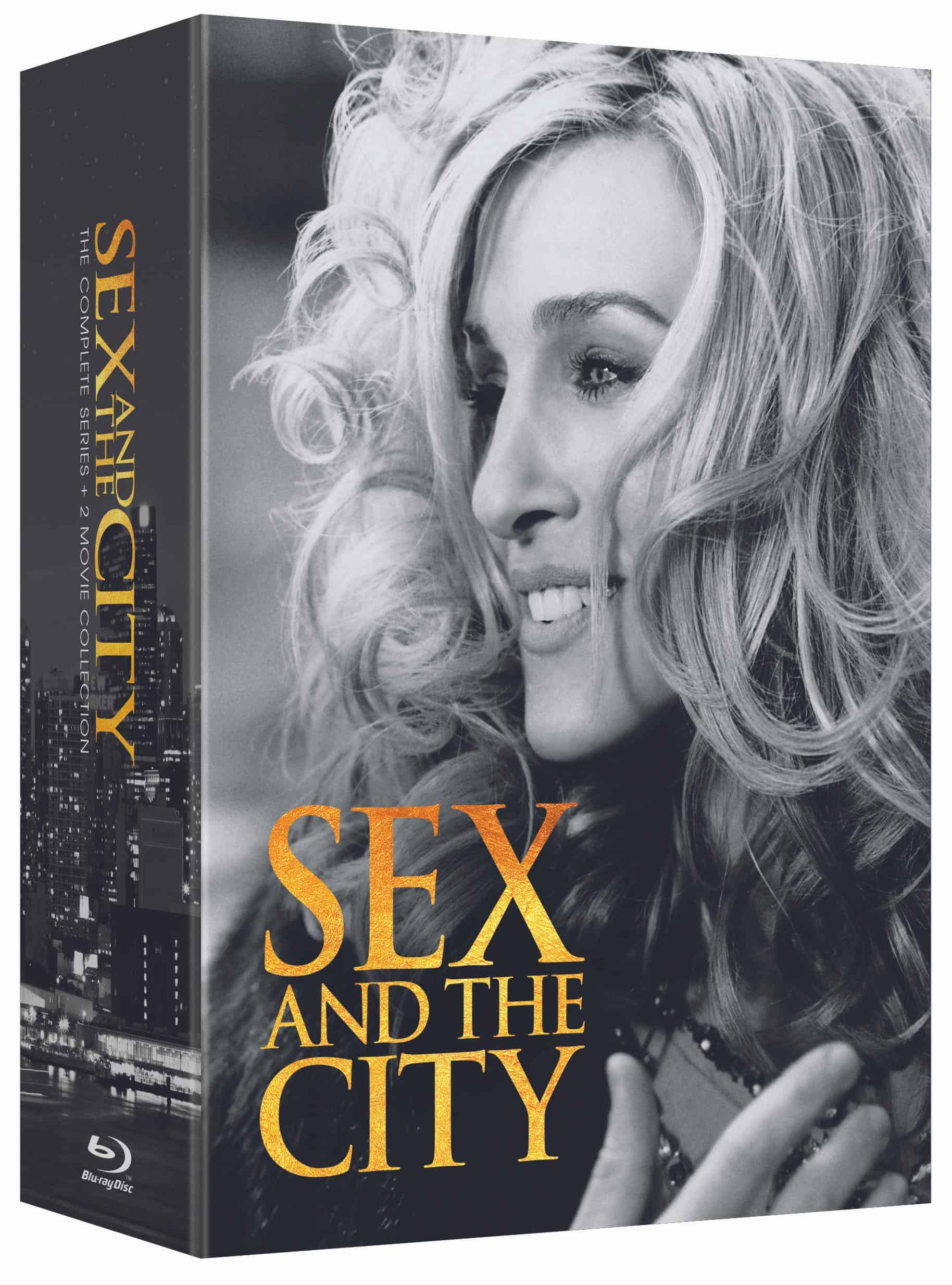 SATC Complete Series 2 Movie Coll BD