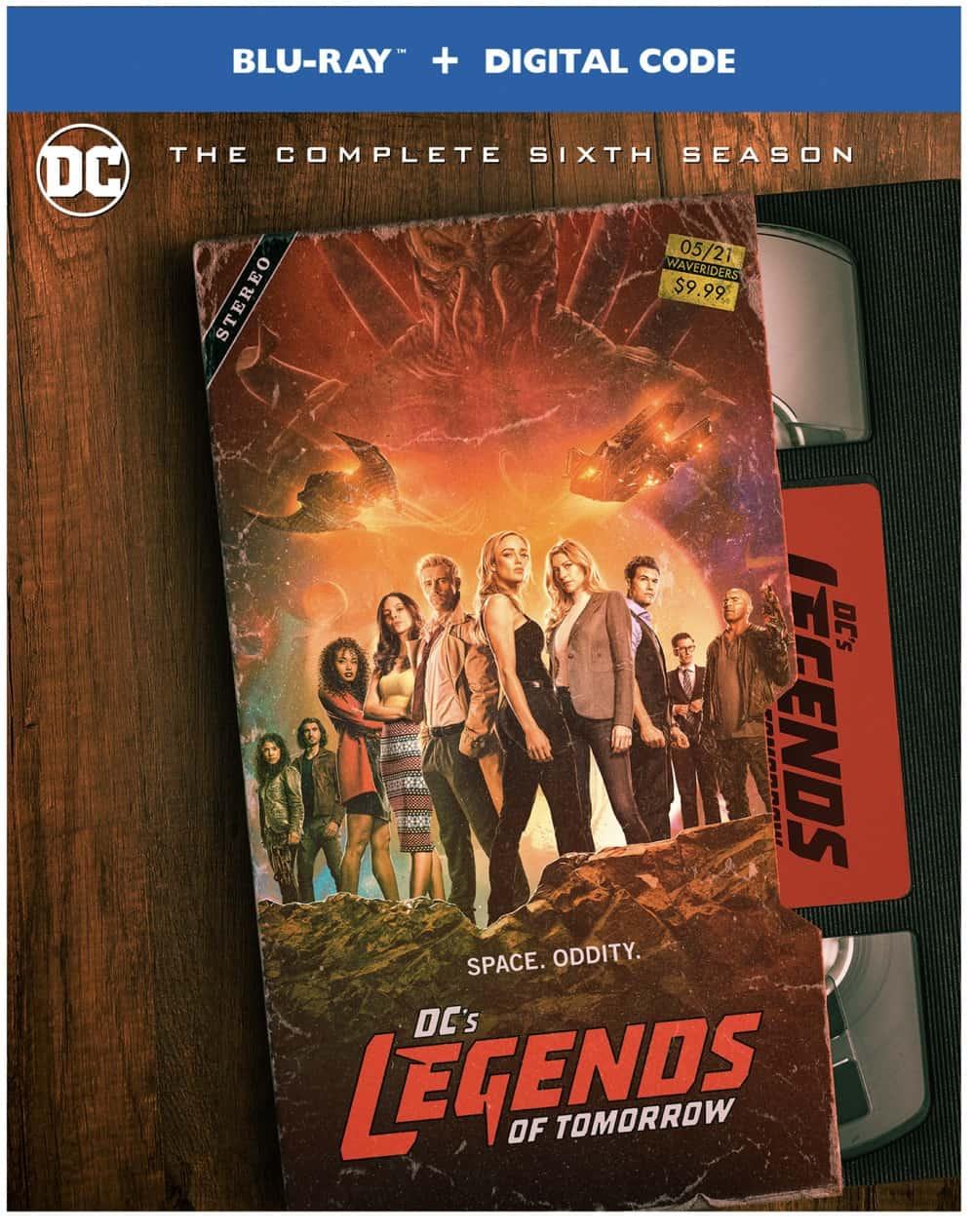 DC Legends of Tomorrow S6 BD