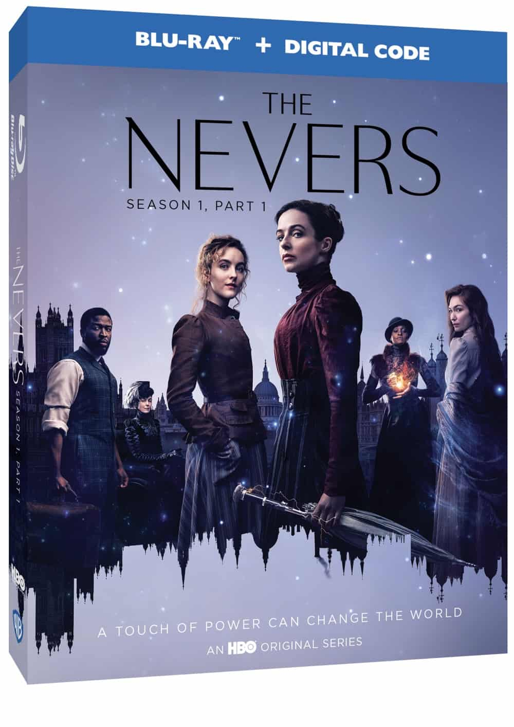 The Nevers S1 Pt 1 BD