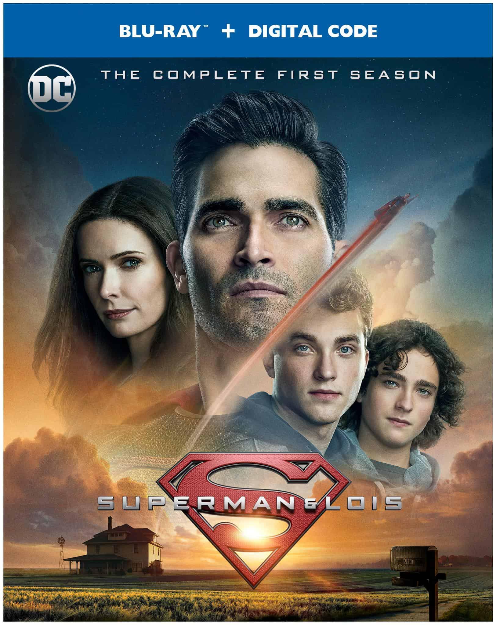 Superman Lois BD