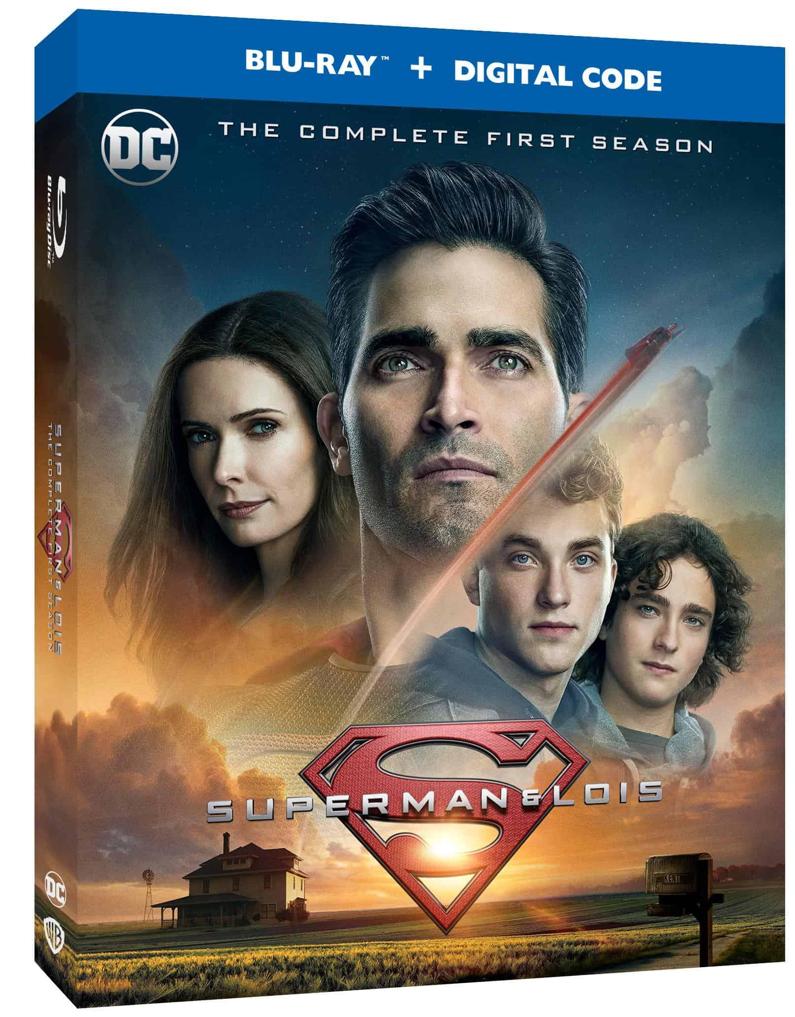 Superman Lois S1 BD