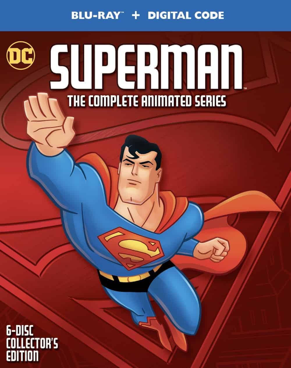 Superman Animated CS BD OSLV 2D