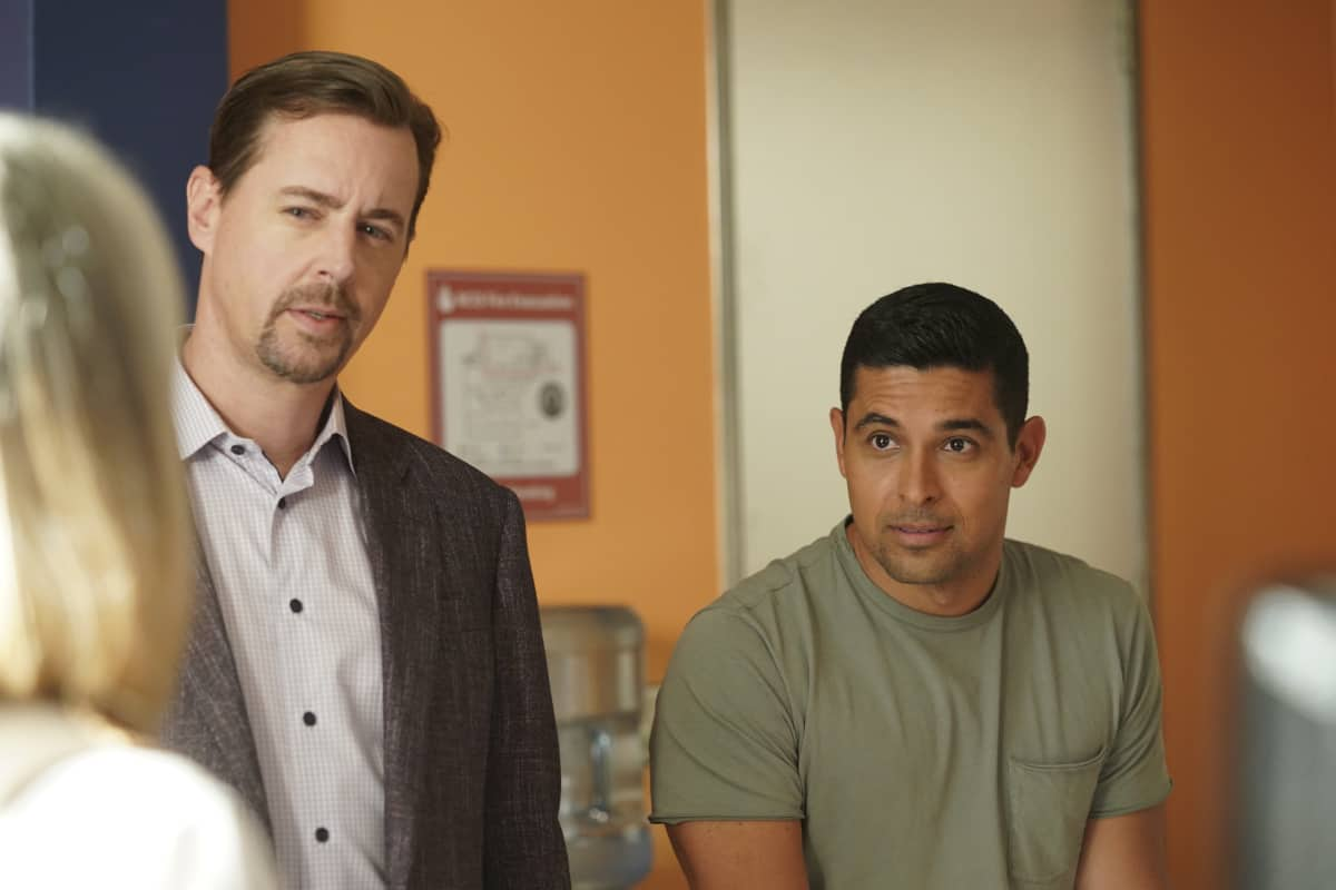 NCIS Season 19 Episode 1 Photos Blood In The Water