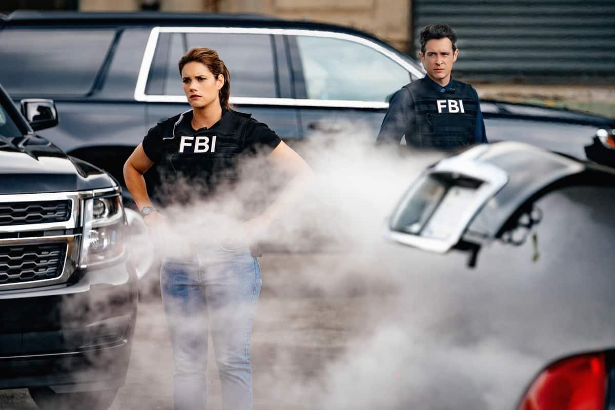 FBI Season 4 Episode 1 Photos All That Glitters