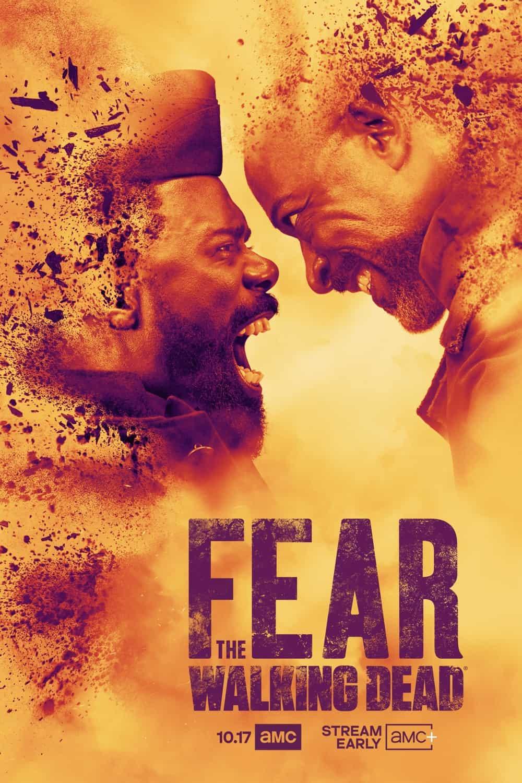 Fear The Walking Dead Season 3 Poster Key Art