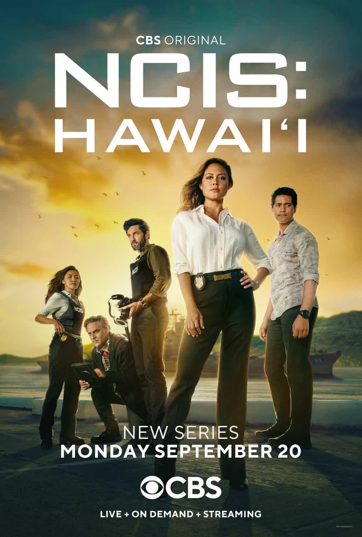 ncis hawaii season 1 poster