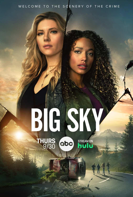 Big Sky Season 2 Poster