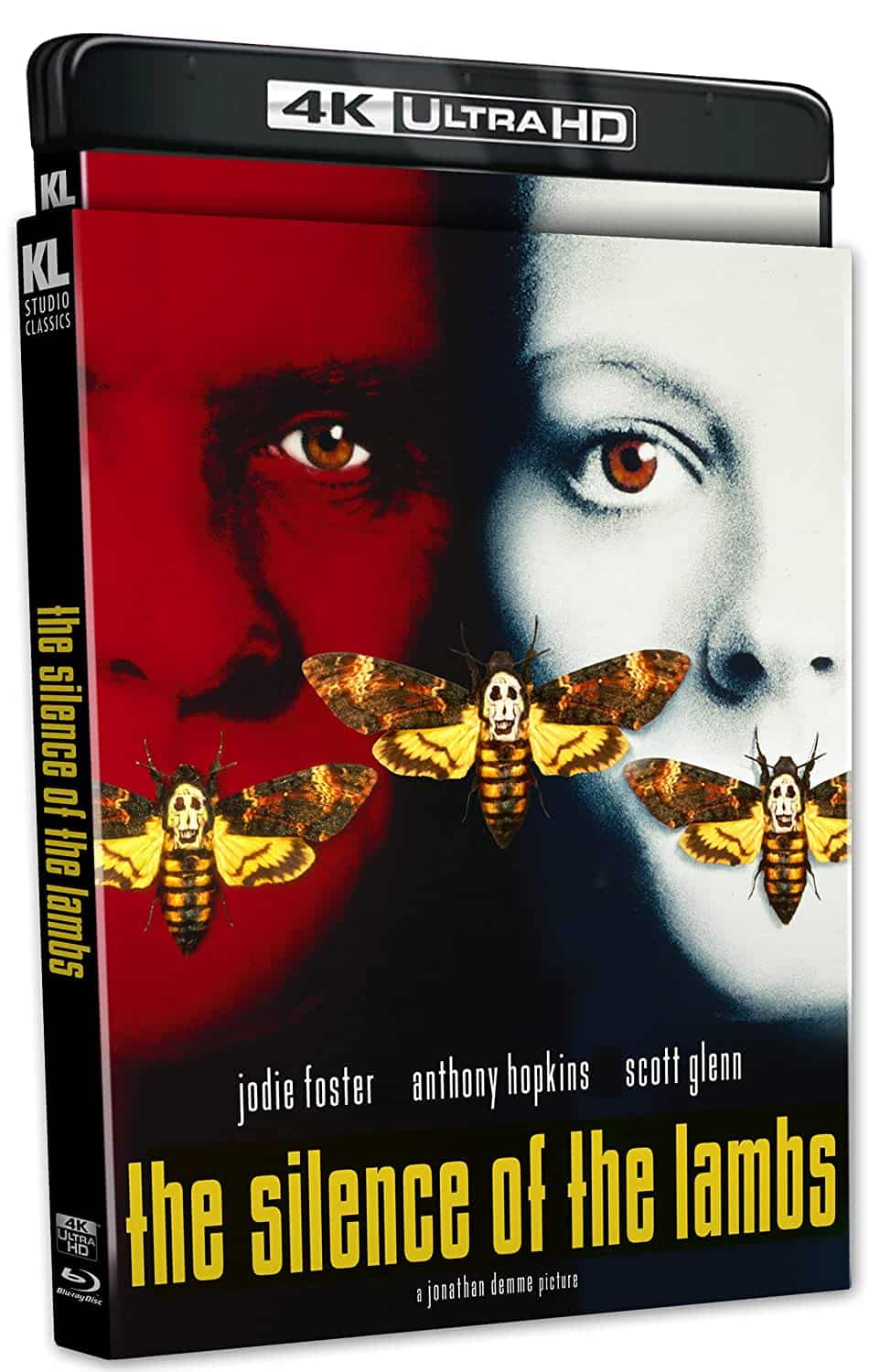 Silence Of The Lambs 4k Cover