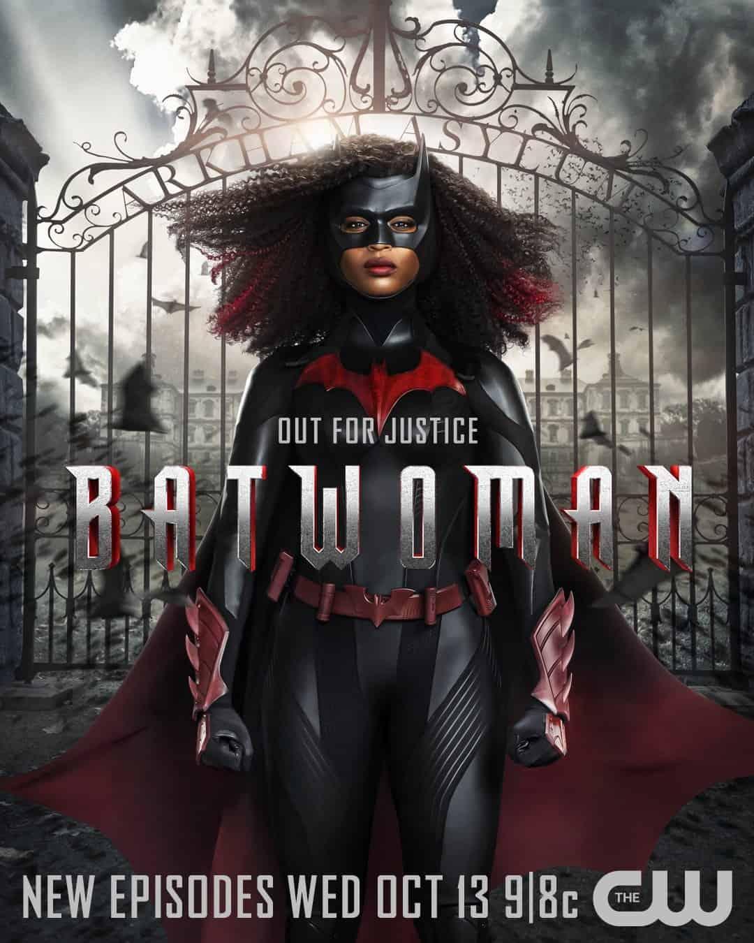 Batwoman Season 3 Poster