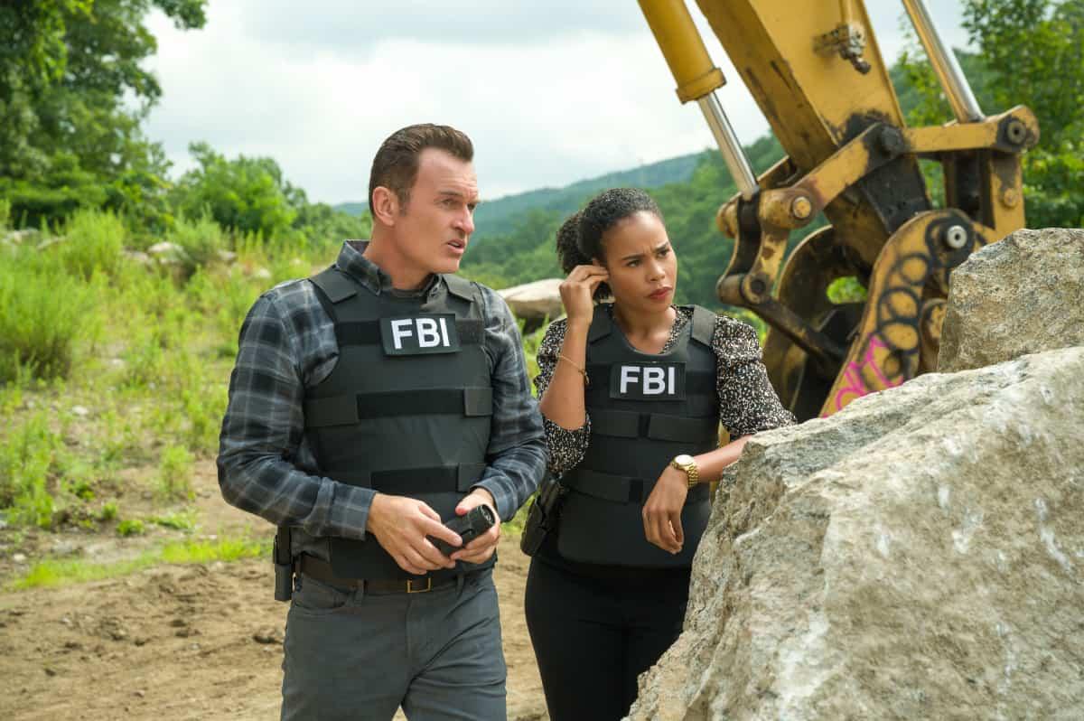FBI MOST WANTED Season 3 Episode 2 Photos Patriots