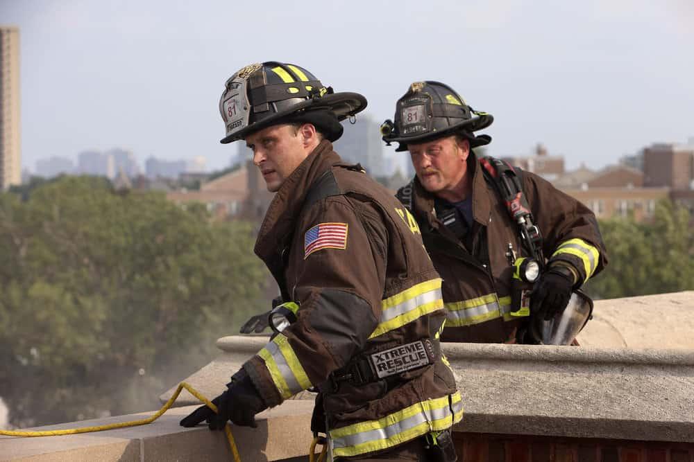 CHICAGO FIRE Season 10 Episode 1 Photos Mayday