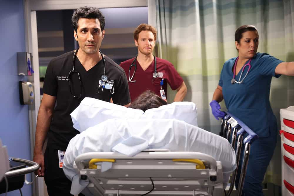 CHICAGO MED Season 7 Episode 1 Photos You Can't Always Trust What You See