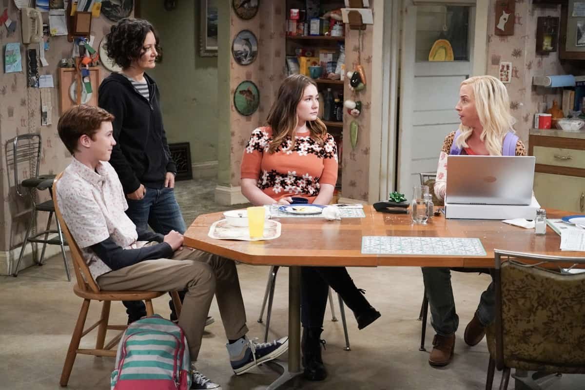 THE CONNERS Season 4 Episode 2 Photos Education, Corruption, and Damnation