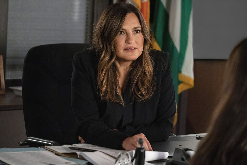 LAW AND ORDER SVU Season 23 Episode 2 Photos Never Turn Your Back On Them