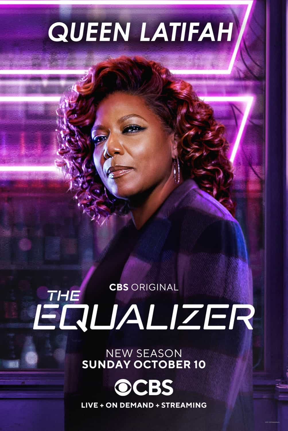 The Equalizer Season 2 Poster