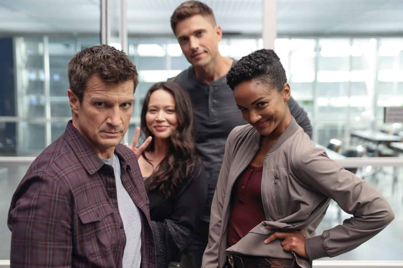 THE ROOKIE Season 4 Episode 1 Photos Life And Death