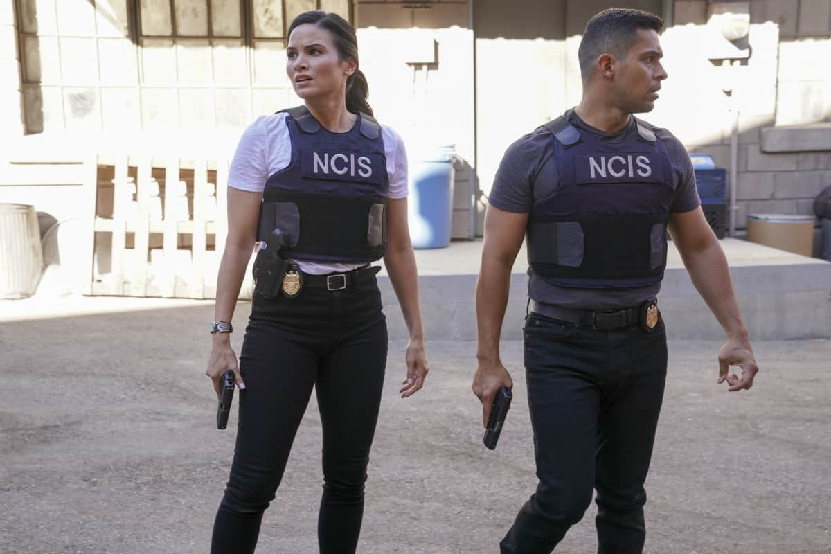NCIS Season 19 Episode 2 Photos Nearly Departed