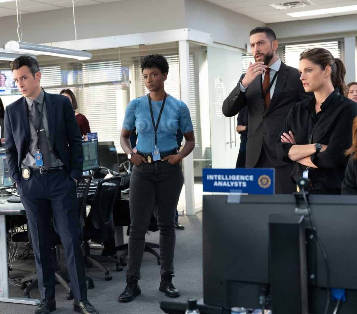 FBI Season 4 Episode 2 Photos Hacktivist