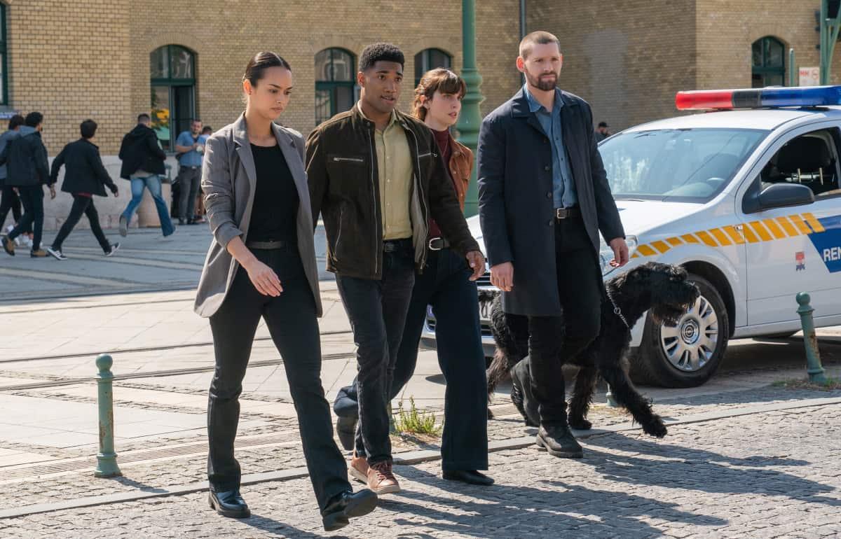 FBI INTERNATIONAL Season 1 Episode 2 Photos The Edge