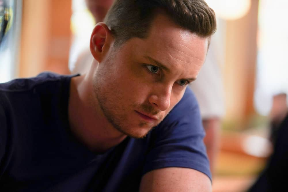 """CHICAGO PD Season 9 Episode 2-- """"Rage"""" Episode 902 -- Pictured: Jesse Lee Soffer as Jay Halstead -- (Photo by: Lori Allen/NBC)"""