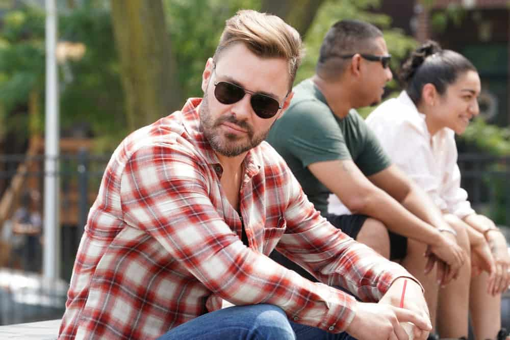 "CHICAGO PD Season 9 Episode 2 -- ""Rage"" Episode 902 -- Pictured: Patrick John Flueger as Adam Ruzek -- (Photo by: Lori Allen/NBC)"