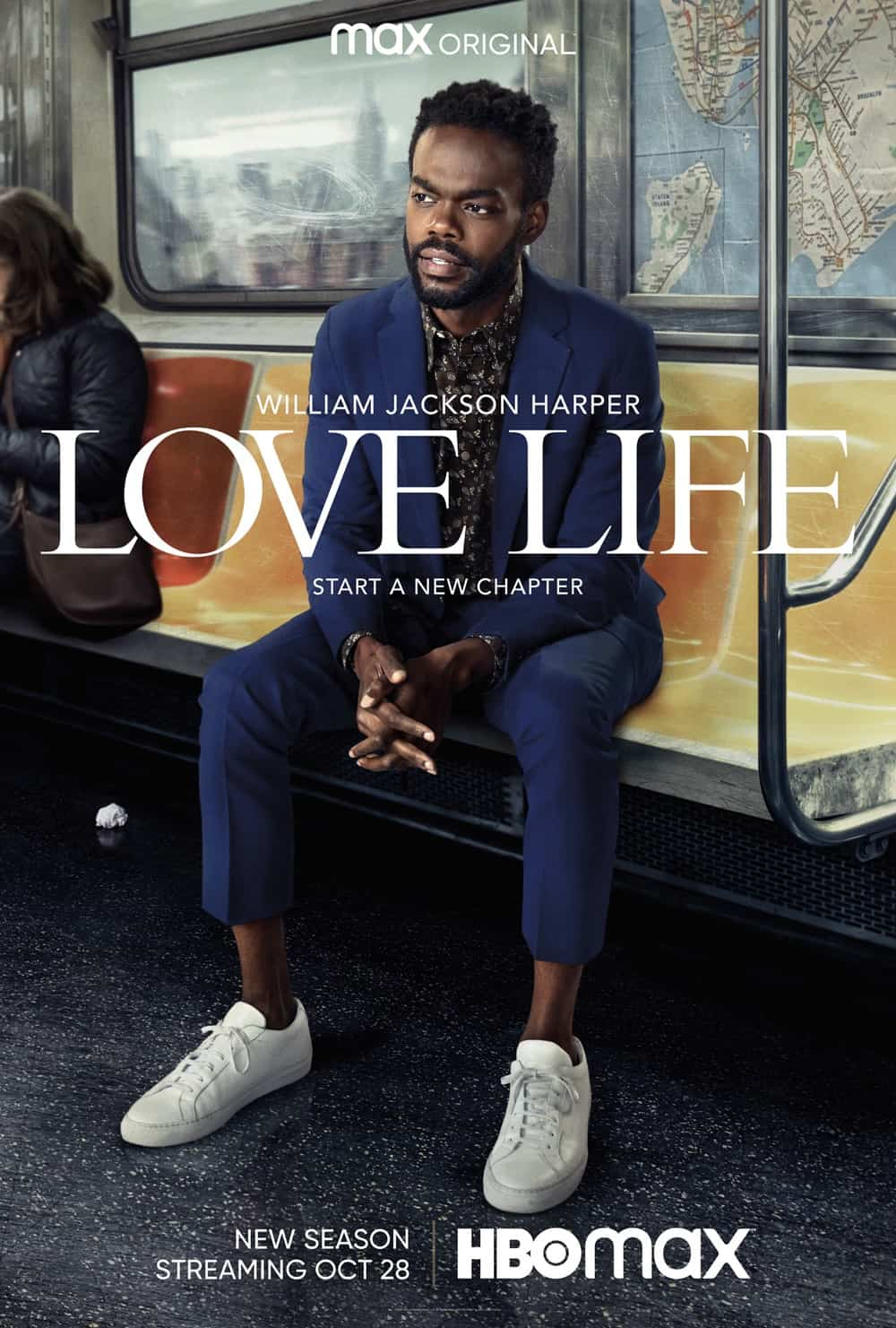 Love Life Season 2 Poster Key Art