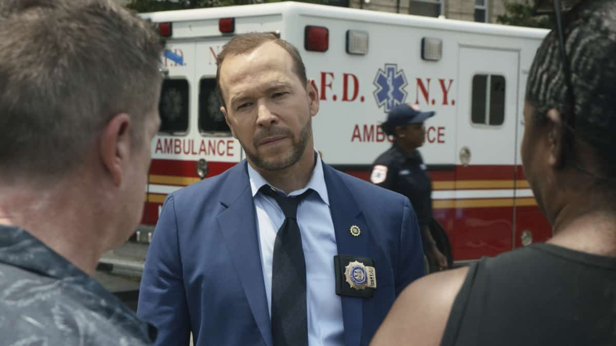 BLUE BLOODS Season 12 Episode 1 Photos Hate Is Hate