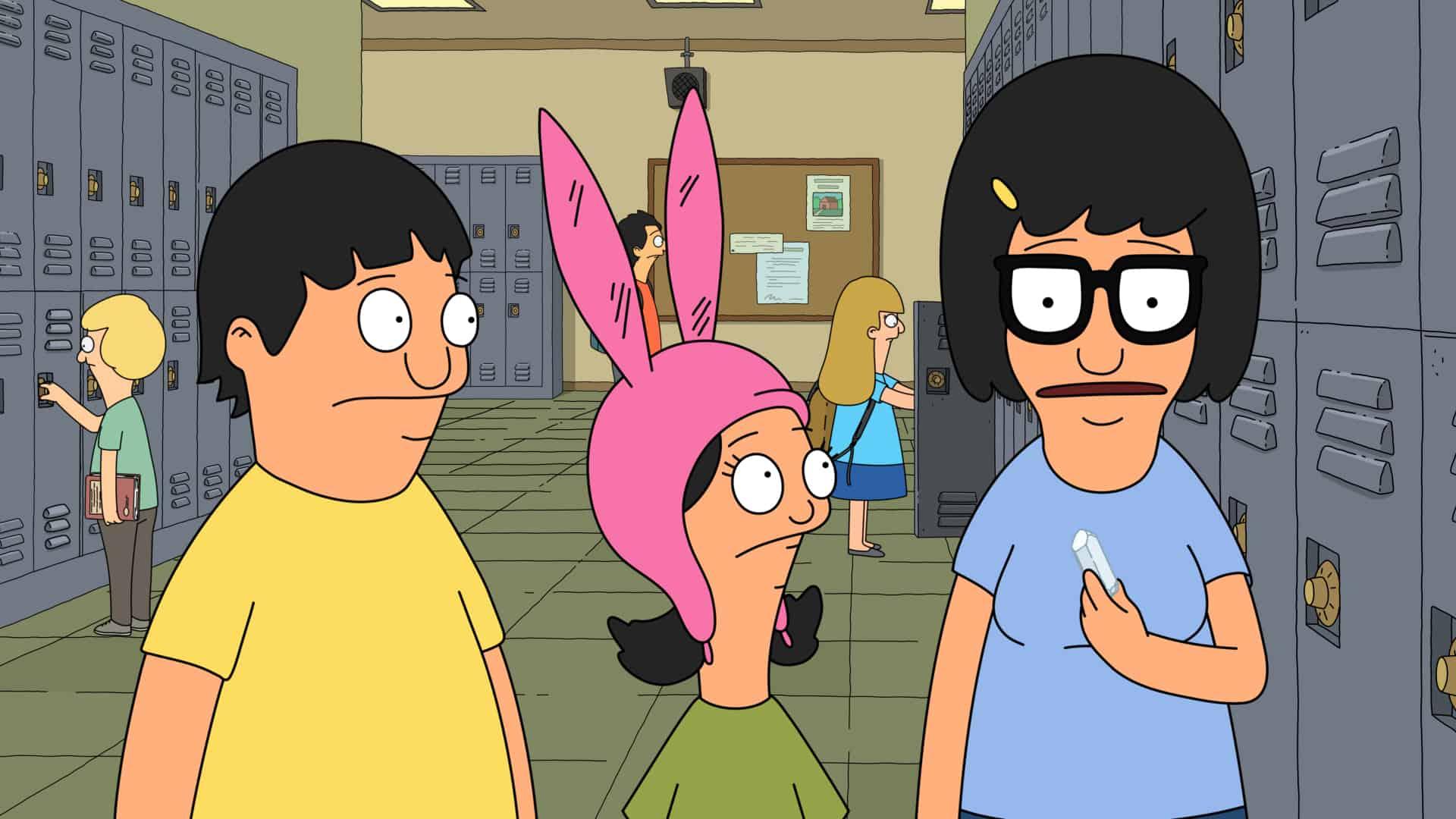 BOB'S BURGERS Season 12 Episode 2 Photos Crystal Mess