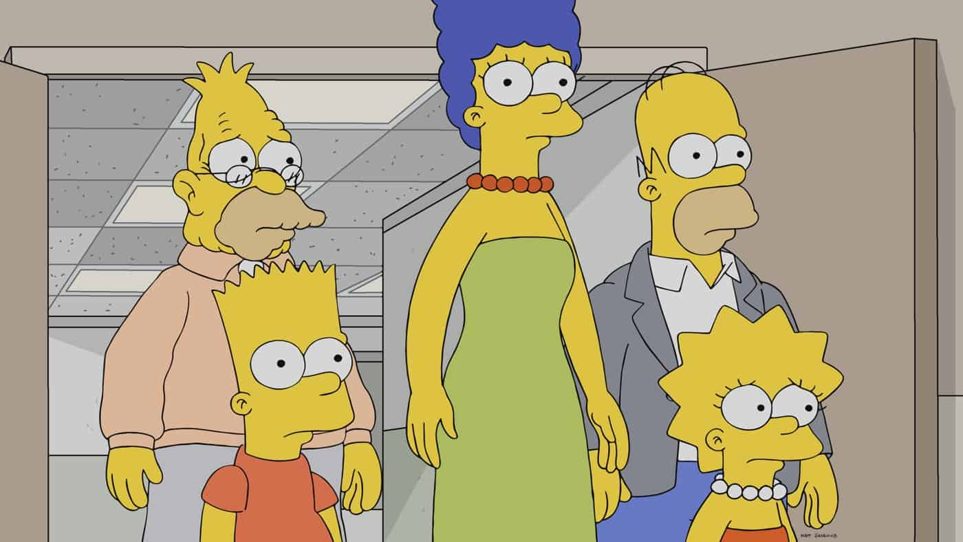 THE SIMPSONS Season 33 Episode 2 Photos Bart's In Jail
