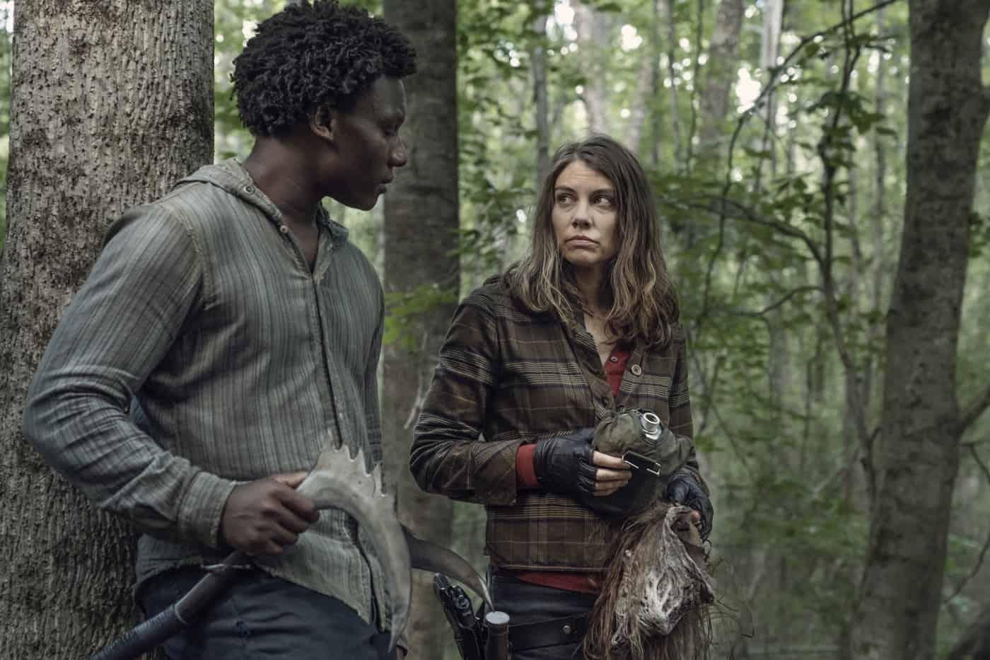THE WALKING DEAD Season 11 Episode 7 Photos Promises Broken