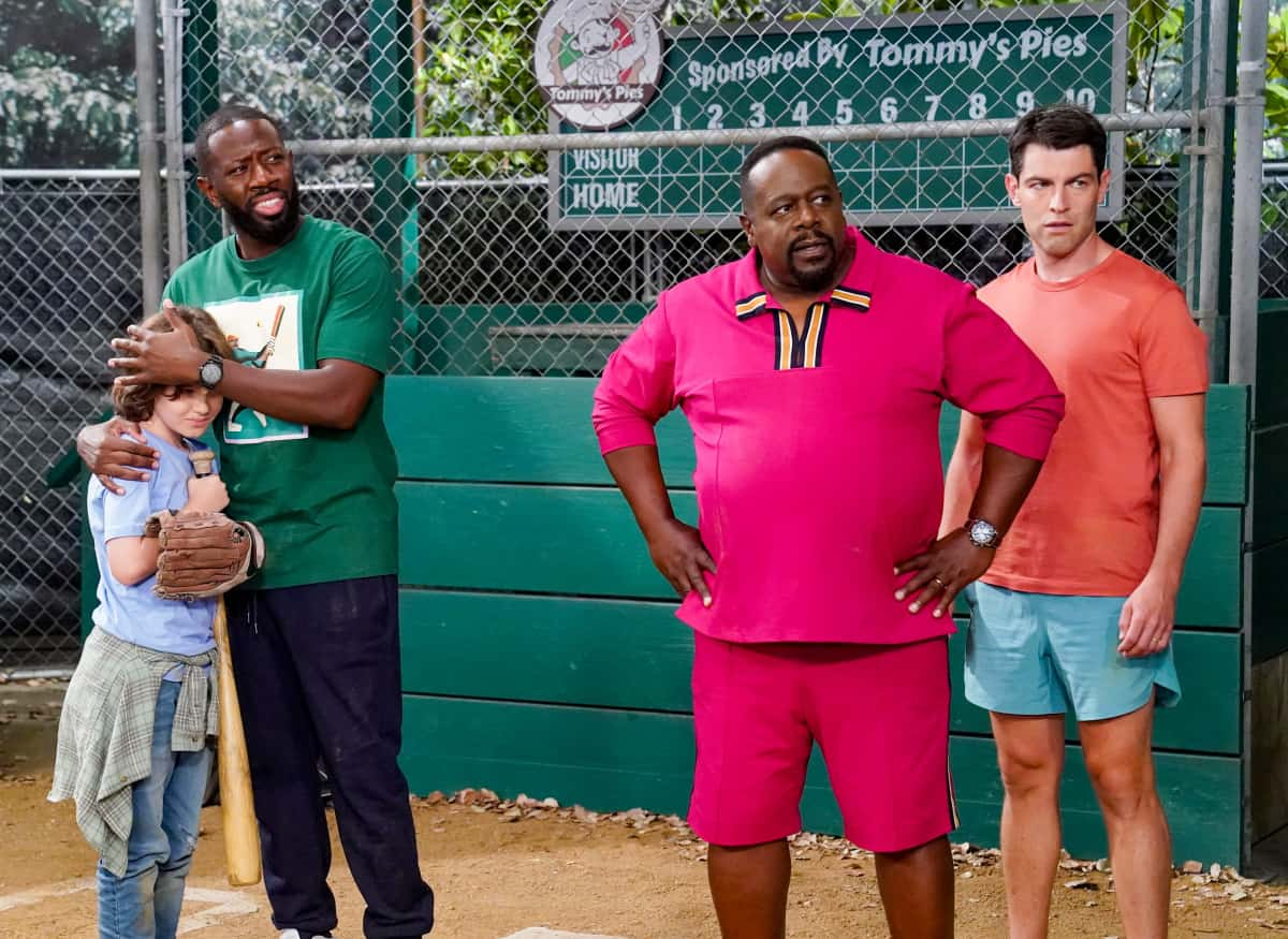 THE NEIGHBORHOOD Season 4 Episode 3 Photos Welcome To The Sister From Another Mister