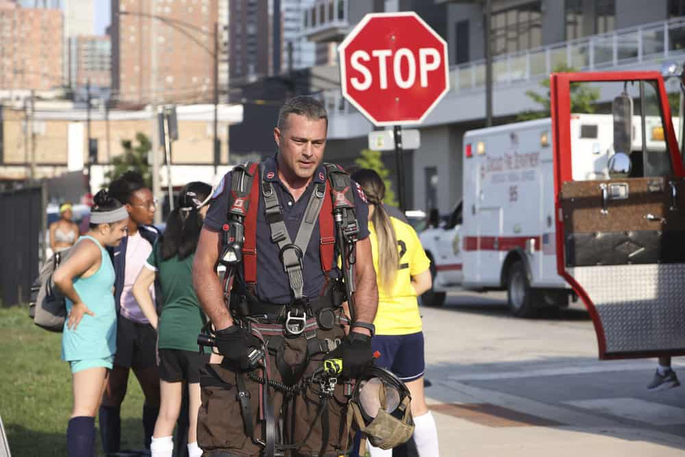 CHICAGO FIRE Season 10 Episode 3 Photos Counting Your Breaths