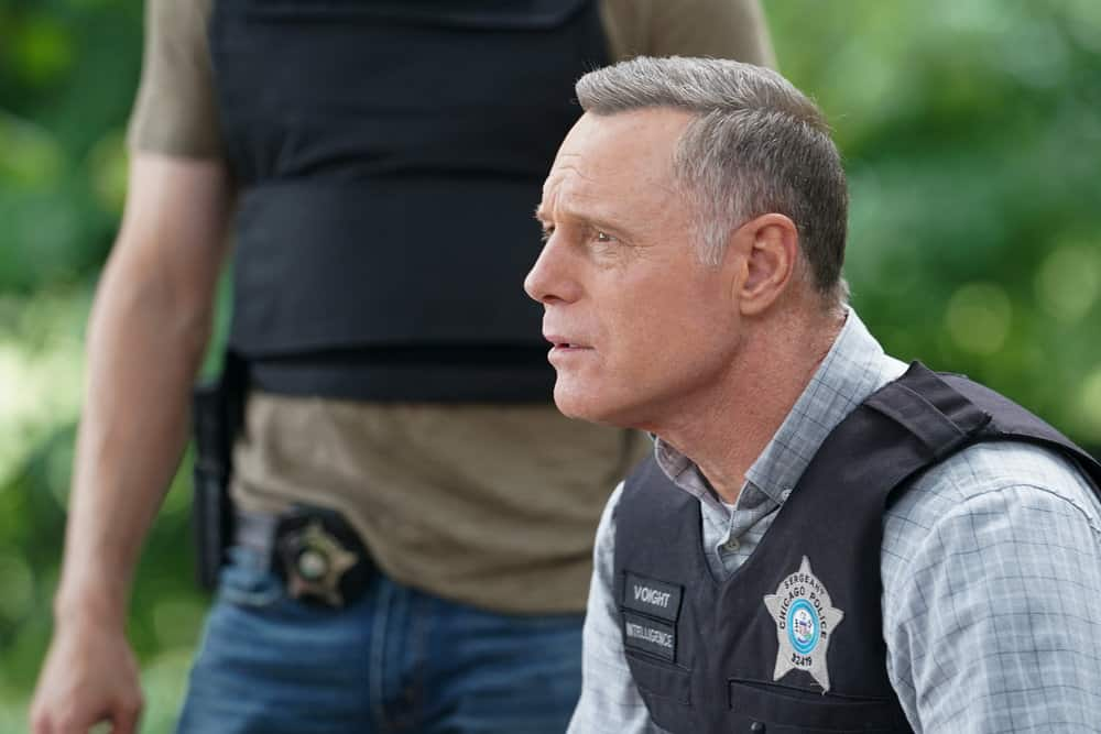 """CHICAGO PD Season 9 Episode 3 -- """"The One Next to Me"""" Episode 903 -- Pictured: Jason Beghe as Hank Voight -- (Photo by: Lori Allen/NBC)"""