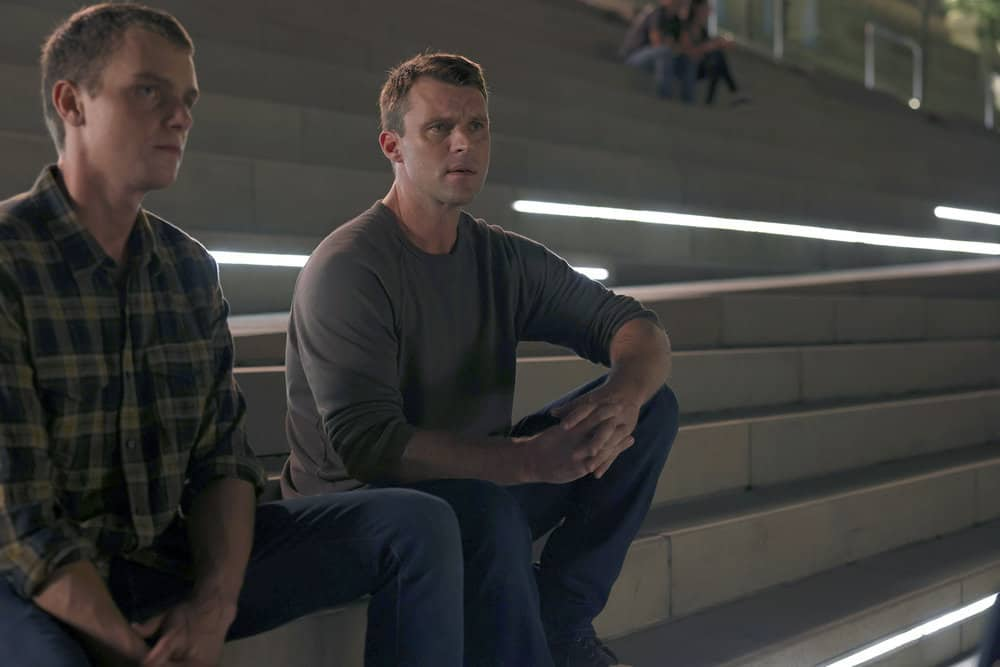 """CHICAGO FIRE Season 10 Episode 3 -- """"Counting Your Breaths"""" Episode 1003 -- Pictured: Jesse Spencer as Matthew Casey -- (Photo by: Adrian S. Burrows Sr./NBC)"""