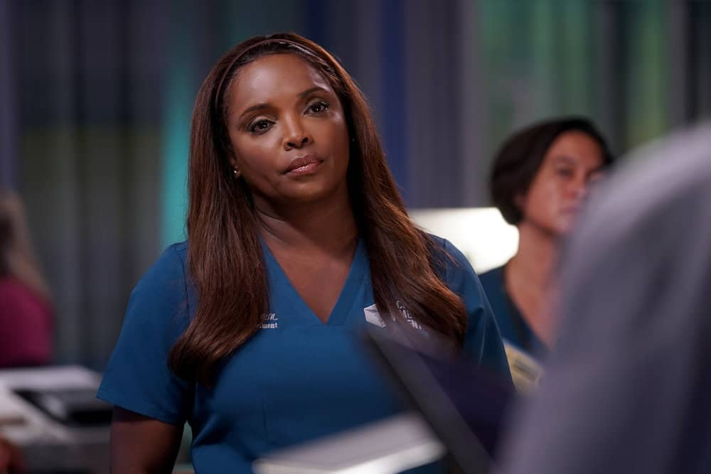 """CHICAGO MED Season 7 Episode 3 -- """"Be The Change You Want To See"""" Episode 703 -- Pictured: Marlyne Barrett as Maggie -- (Photo by: Lori Allen/NBC)"""