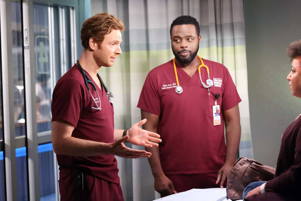 CHICAGO MED Season 7 Episode 3 Photos Be The Change You Want To See