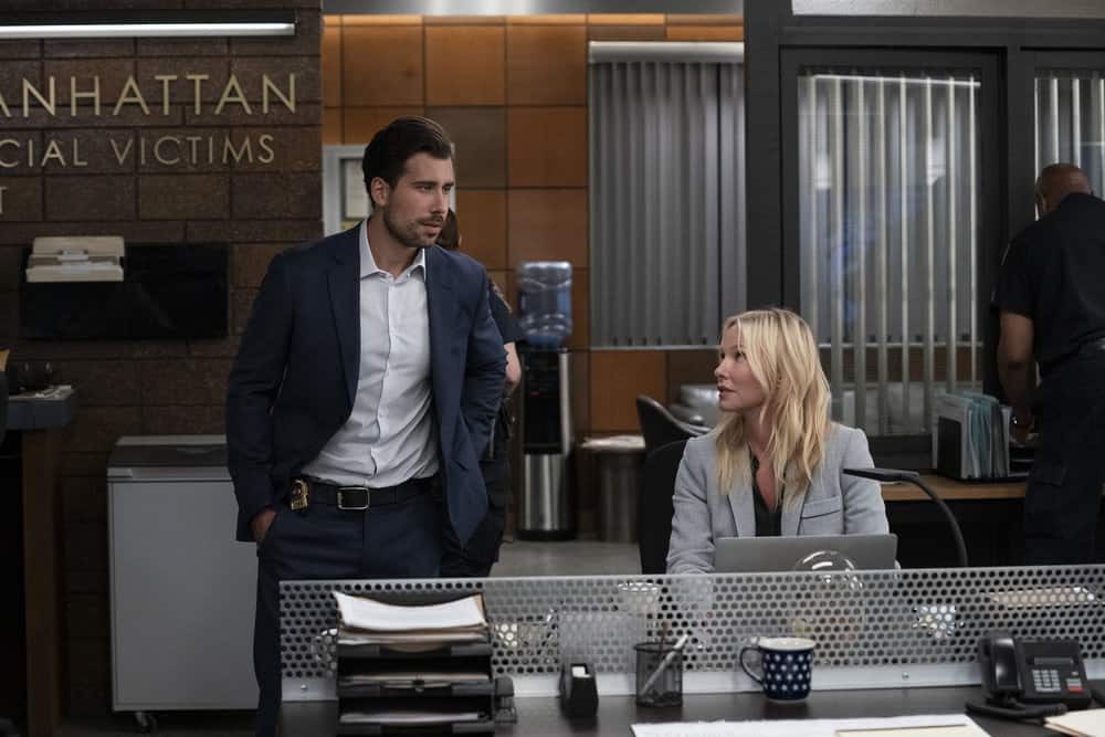 LAW AND ORDER SVU Season 23 Episode 4 Photos One More Tale of Two Victims
