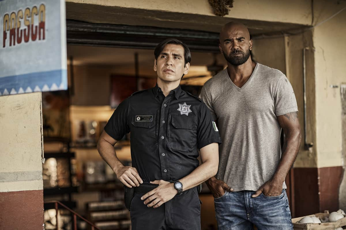 SWAT Season 5 Episode 2 Photos Madrugada