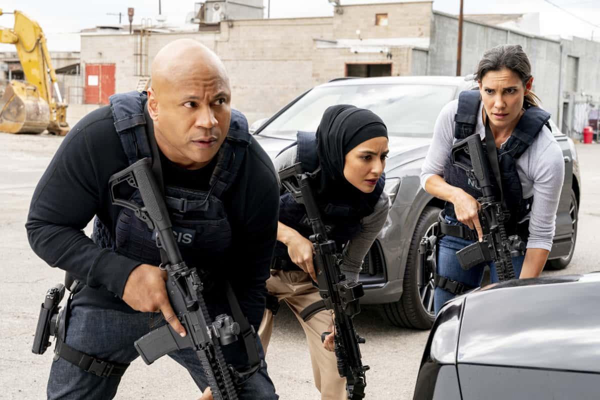 NCIS LOS ANGELES Season 13 Episode 1 Photos Subject 17