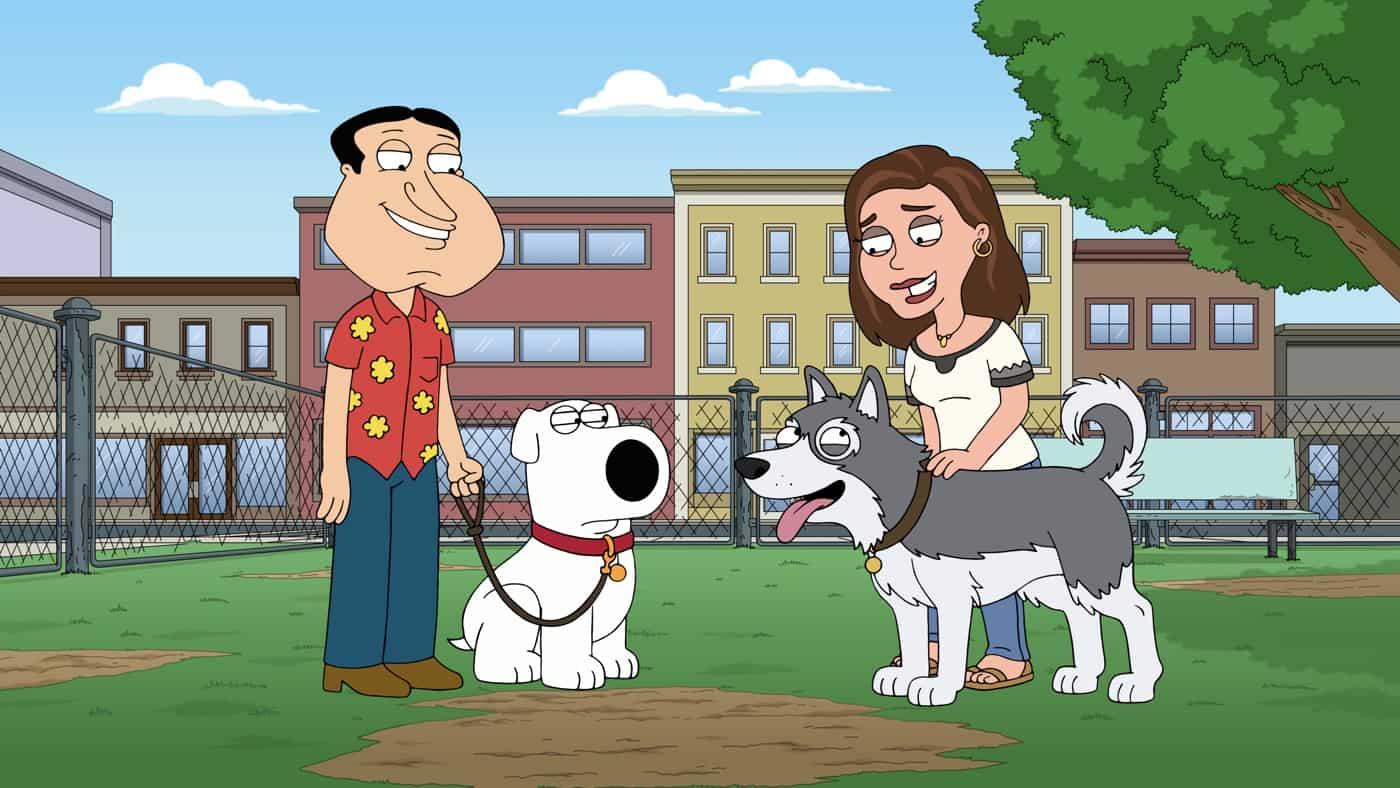 FAMILY GUY Season 20 Episode 3 Photos Must Love Dogs