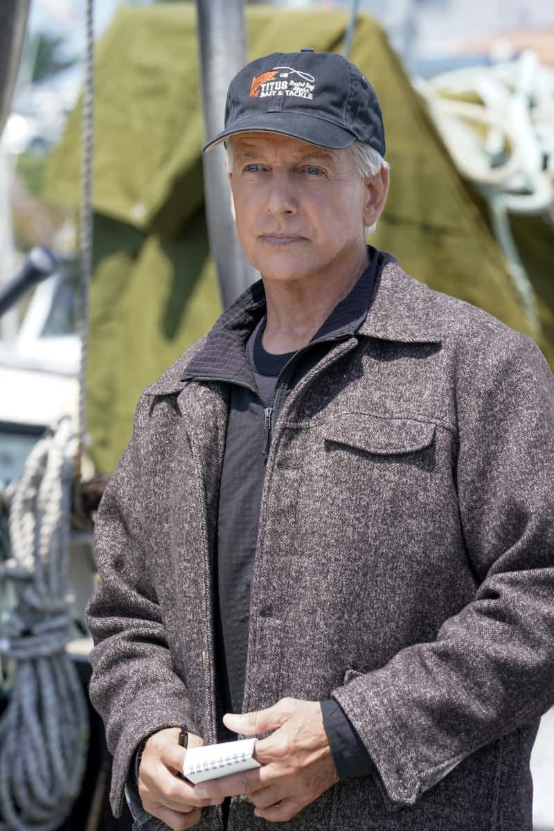 """NCIS Season 19 Episode 4 """"Great Wide Open"""" – Gibbs and McGee head to Alaska while the team works at home to uncover the conspiracy behind the serial killer, on the CBS Original series NCIS, Monday, Oct. 11 (9:00-10:00 PM, ET/PT) on the CBS Television Network and available to stream live and on demand on Paramount+. Pictured:  Mark Harmon as NCIS Special Agent Leroy Jethro Gibbs.  Photo: Cliff Lipson/CBS ©2021 CBS Broadcasting, Inc. All Rights Reserved."""