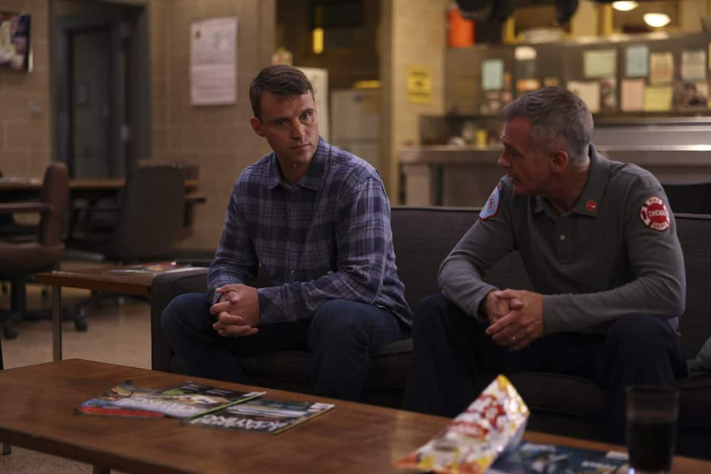 CHICAGO FIRE Season 10 Episode 4 Photos The Right Thing