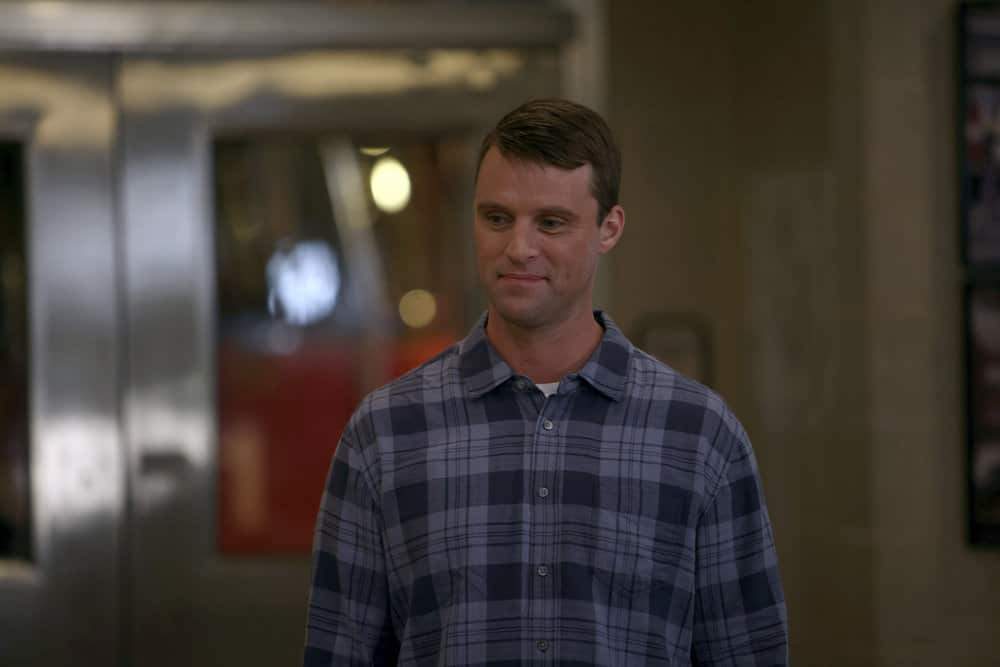 """CHICAGO FIRE Season 10 Episode 4 -- """"The Right Thing"""" Episode 1004 -- Pictured: Jesse Spencer as Matthew Casey -- (Photo by: Adrian S. Burrows Sr./NBC)"""