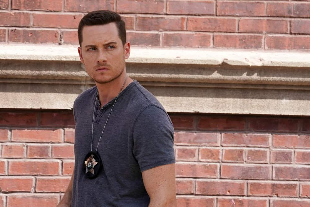 """CHICAGO PD Season 9 Episode 4 -- """"In The Dark"""" Episode 904 -- Pictured: Jesse Lee Soffer as Jay Halstead -- (Photo by: Lori Allen/NBC)"""