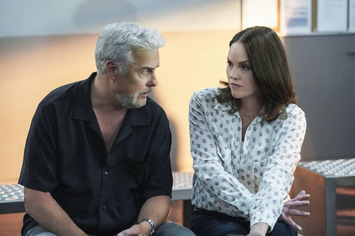 CSI VEGAS Season 1 Episode 2 Photos Honeymoon In Vegas
