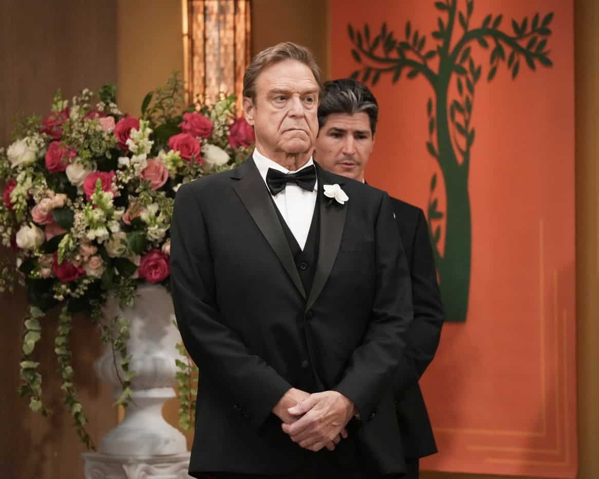 THE CONNERS Season 4 Episode 4 Photos The Wedding Of Dan And Louise
