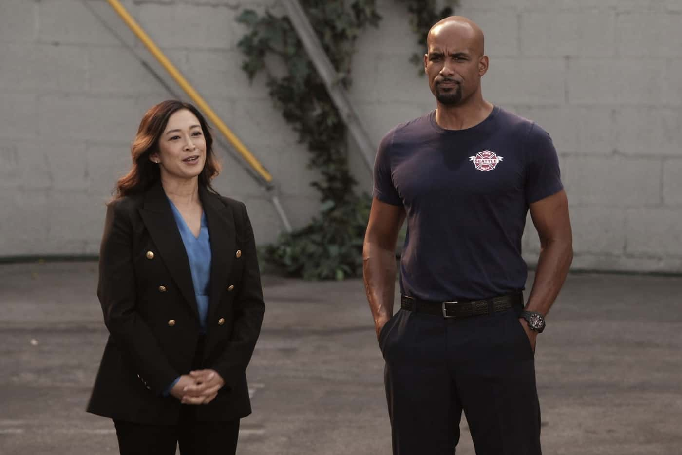 STATION 19 Season 5 Episode 3 Photos Too Darn Hot
