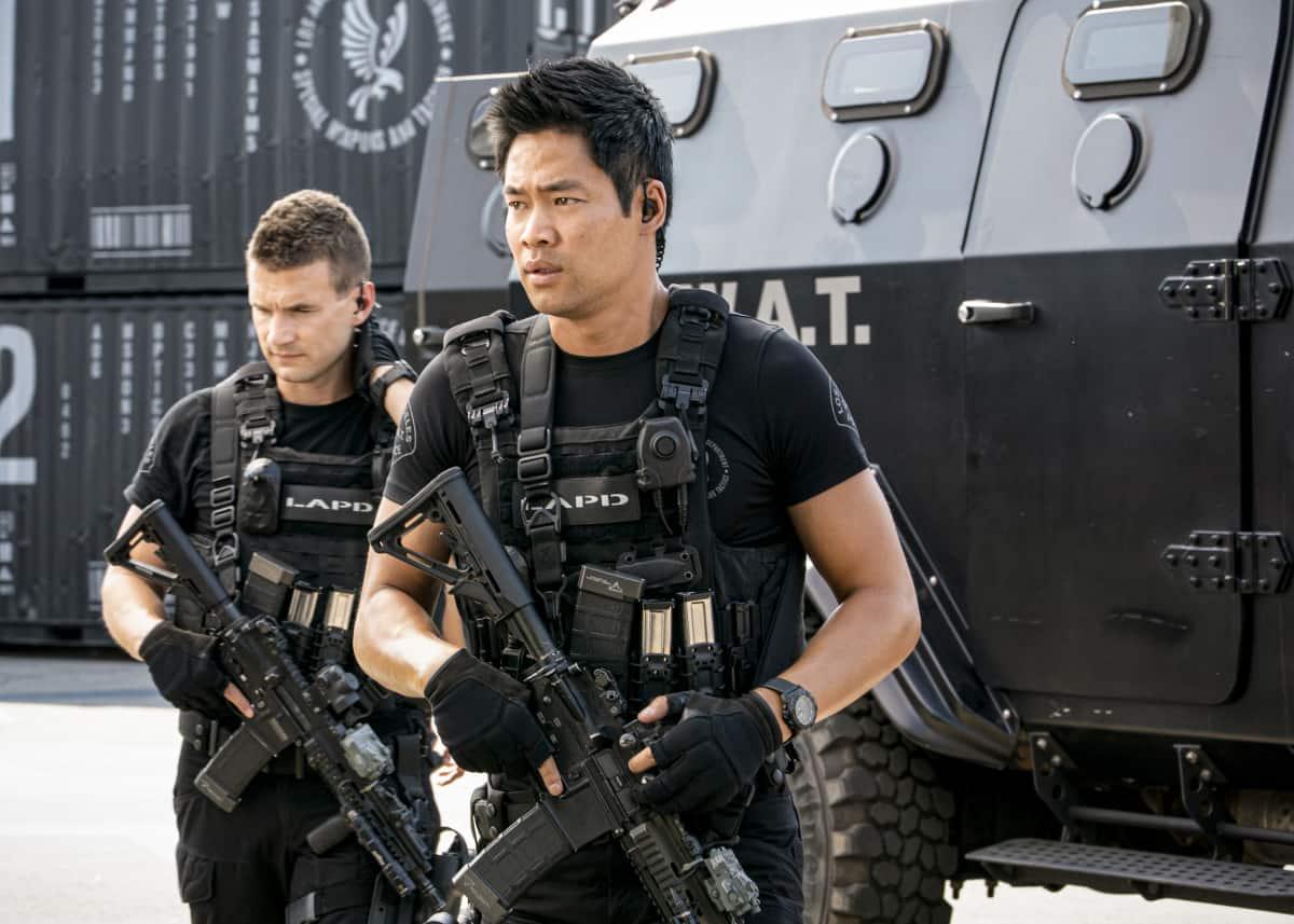 SWAT Season 5 Episode 3 Photos 27 David