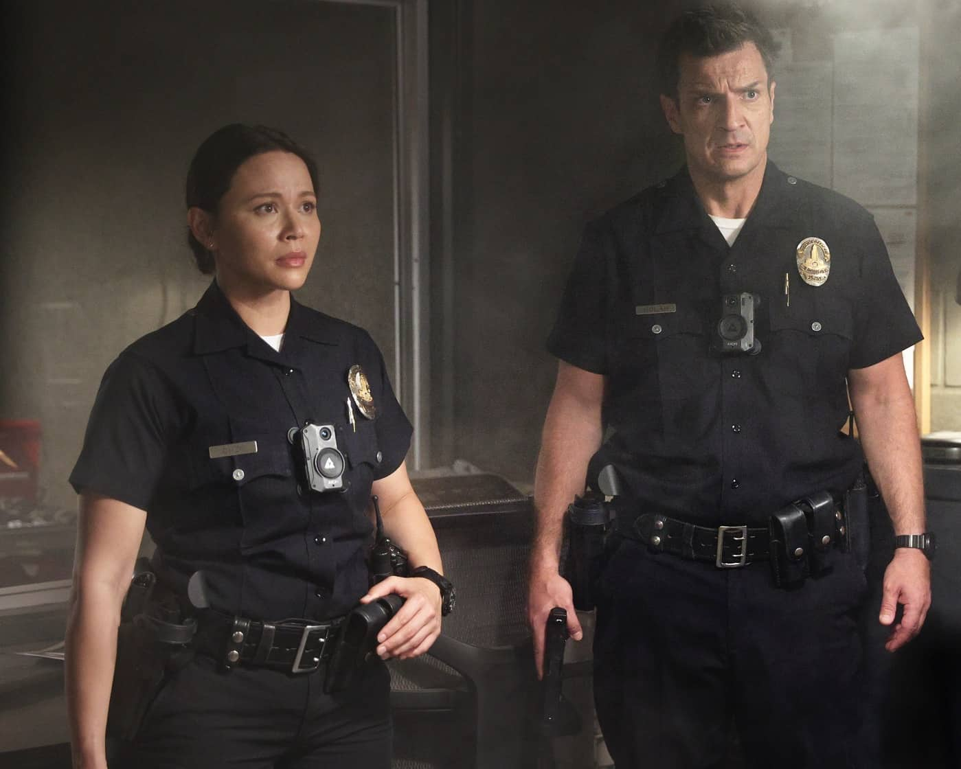 THE ROOKIE Season 4 Episode 4 Photos Red Hot
